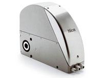 Автоматика для секционных промышленных   ворот фирмы Nice