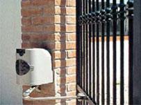 Электропривод для распашных ворот комплект
