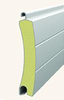 Профиль для роллетных ворот AG77H